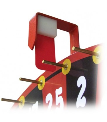 Détail roulette Royale animation casino