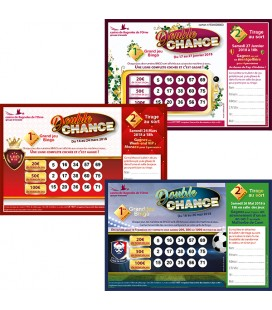 Jeux promotionnels personnalisés Bingo