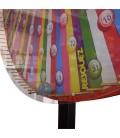 Roue de loterie évènementielle à balle