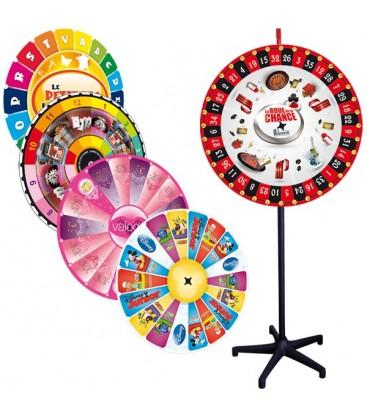 Roue de loterie personnalisée