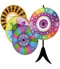 Roue de loterie personnalisée 127 cm