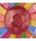 Roue magnétique central personnalisé roue 127 cm