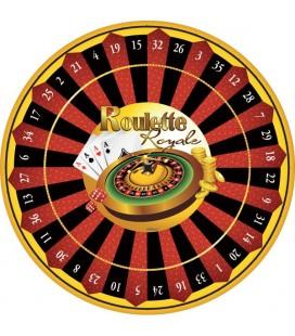 Roulette Royale 90/127 cm