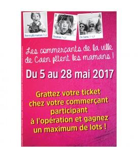 25 Affiches personnalisées Fête des mères