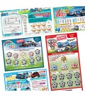 Cartons/jeux promotionnels